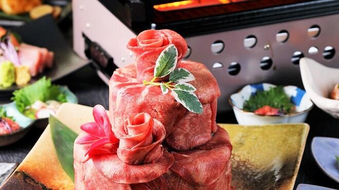 全席個室×肉料理×牛タンしゃぶしゃぶ居酒屋 おとずれ - メイン写真: