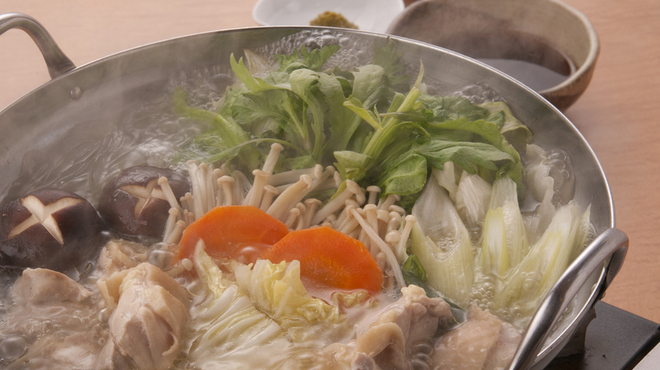 もつ鍋・水炊き 四番館 - 料理写真:
