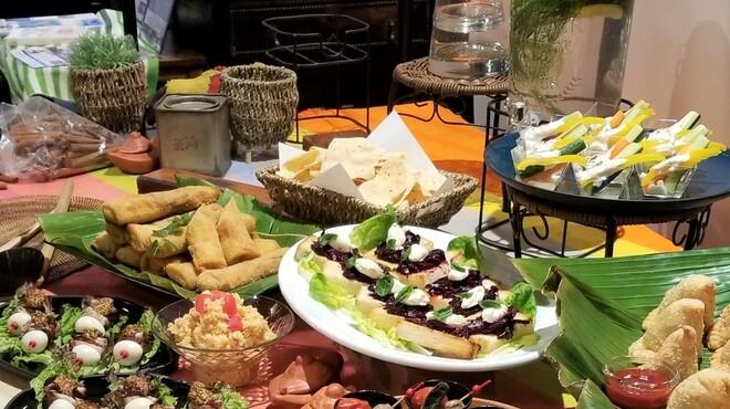 アーユルヴェーダ・カフェ ディデアン - 料理写真:パーティ、ケータリングもかなり自信あります!
