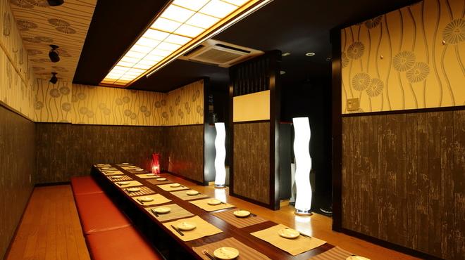 和食×隠れ家個室居酒屋 おにく男爵とおさかな夫人  - メイン写真: