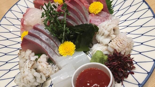 くずし割烹 白金魚 - メイン写真: