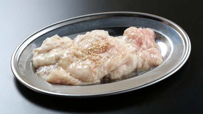 焼肉ホルモン酒場 大嵐 - 料理写真:あっさり♡ 塩ホルモン 400円(税別)