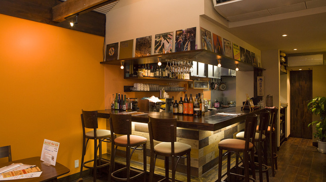 MUSIC BAR&DINING 吉祥寺 Mojo Cafe