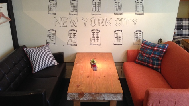 NEW YORK CAFE - メイン写真: