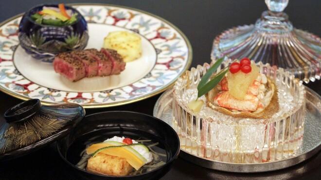 昭和の森 車屋 - 料理写真:2019夏会席