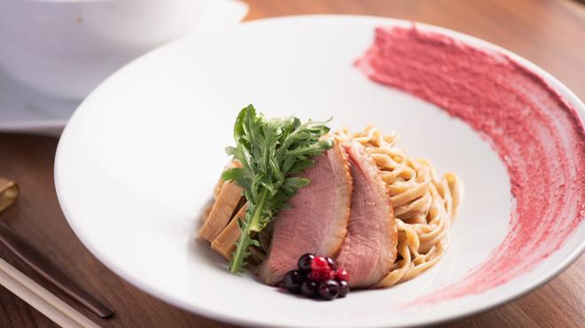 Gion Duck Noodles - メイン写真: