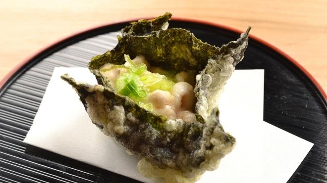 日本酒と天ぷらの店 天と鮮 さかえみせ - メイン写真: