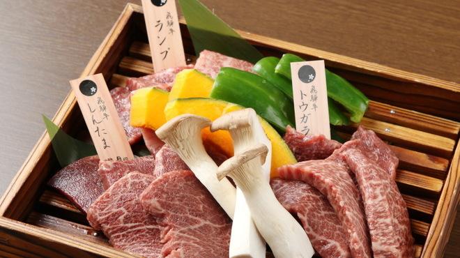 飛騨牛焼肉 にくなべ屋 朧月 - メイン写真: