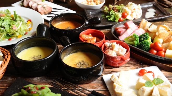 Smoke&Cheese 上野HAZE - メイン写真: