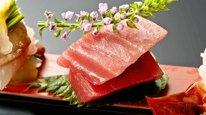 麻布十番松栄寿司 - メイン写真: