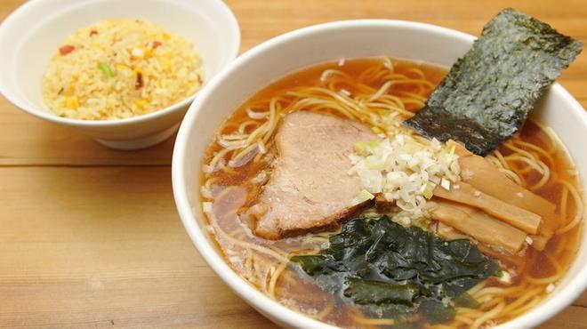 青葉台 麺飯厨房 - メイン写真: