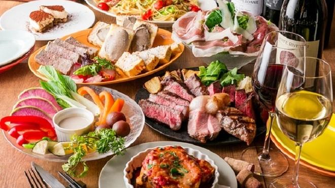 炭火焼赤身肉とクラフトビール ヴァベーネ - メイン写真: