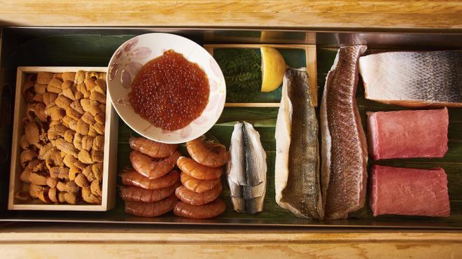 鮨と酒 魚伸 - メイン写真: