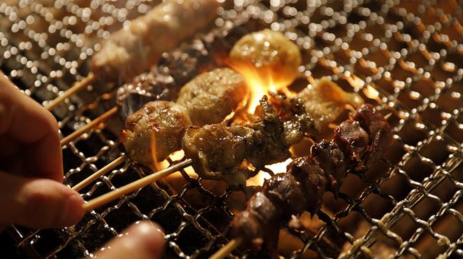 焼き鳥 海鮮 炙り焼き 五鉄 - メイン写真: