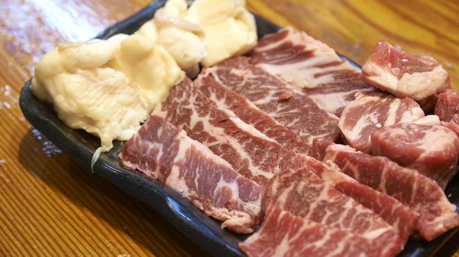 炭火焼肉いち鈴 - 料理写真: