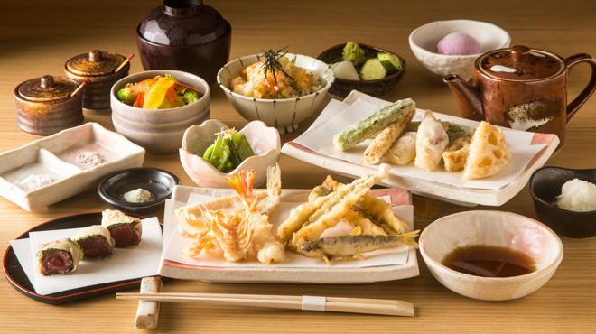 天麩羅 なか江 - 料理写真:特選コース