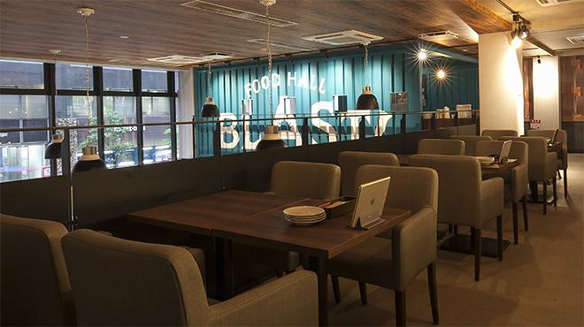 FOOD HALL BLAST! TOKYO - メイン写真:2F テーブル