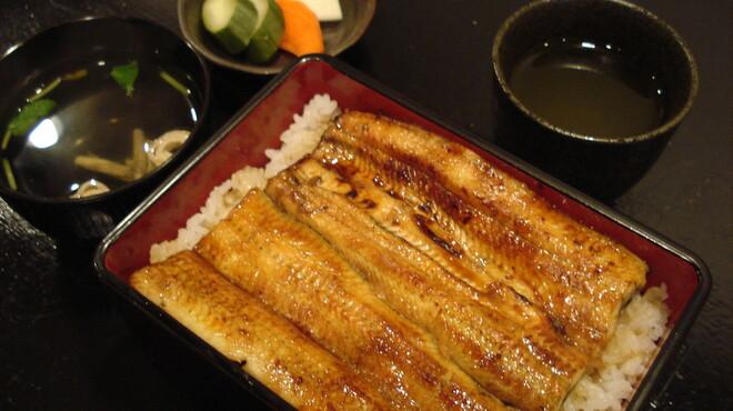 うなぎ 仙見 - 料理写真:肉厚でふっくら感抜群!