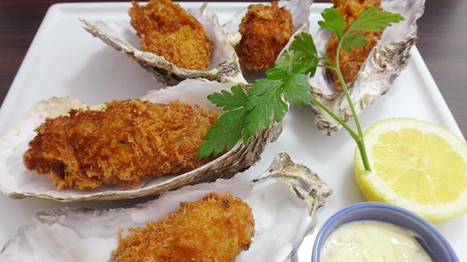 牡蠣と魚 海宝 - メイン写真: