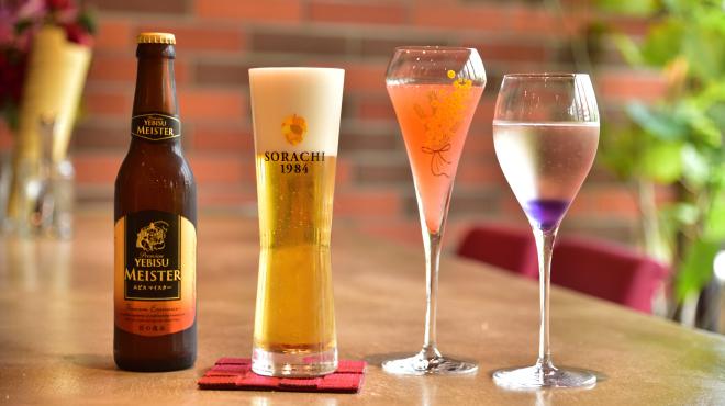 ワイン ビストロ ナチュール - ドリンク写真:ビール、カクテル