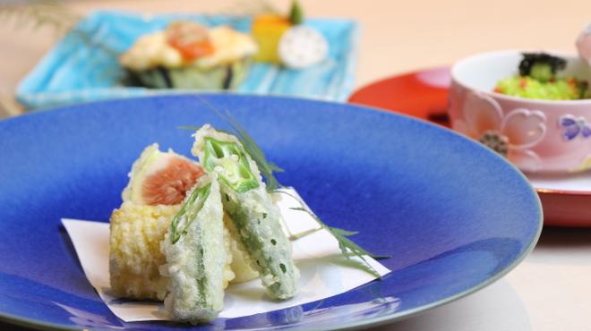 野菜割烹 あき吉 - メイン写真: