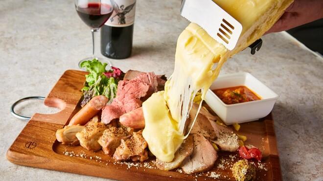 肉バル×ラクレットチーズ ABURI - メイン写真: