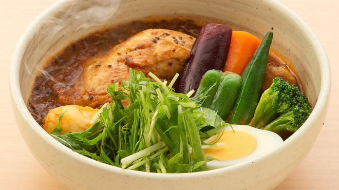 Neco - 料理写真:【トマトスープ】当店の基本の味わい深いスープ!初めての方はぜひ♪