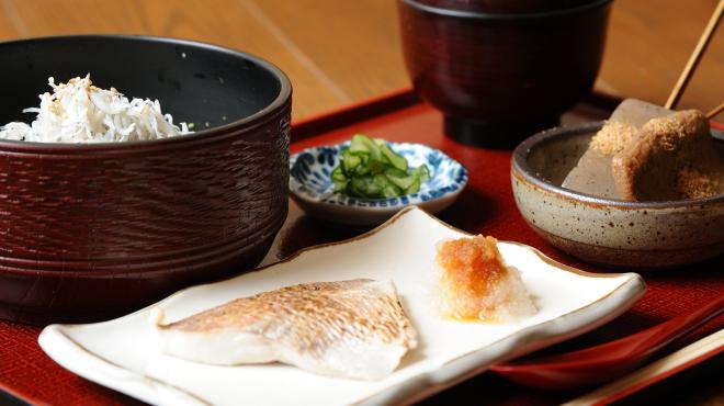 季節料理と静岡おでん しんば - メイン写真:ランチ
