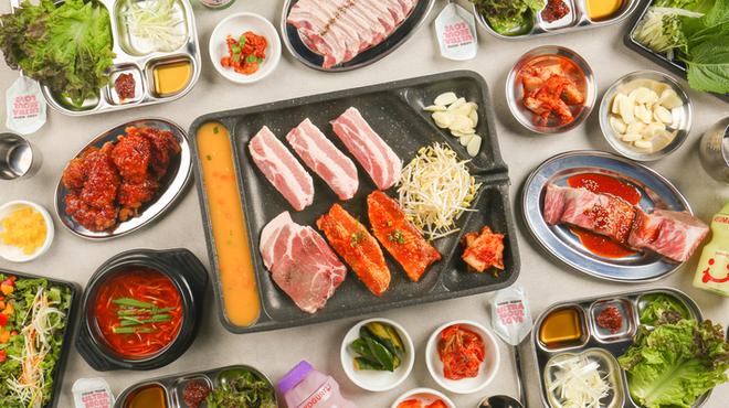 大阪梅田・韓国焼肉 テバクチキン ウルトラソウル - メイン写真:
