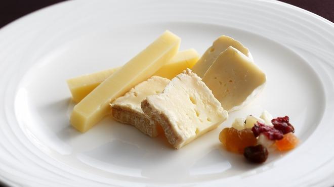 レストラン121ダイニング - 料理写真:チーズの盛り合せ