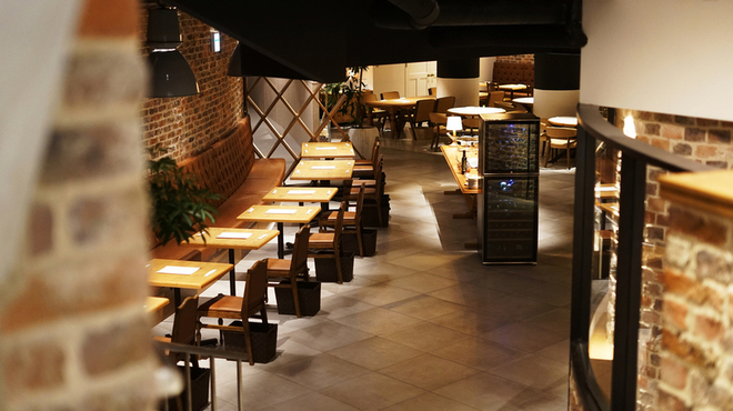 FROMA YORKYS CHEESE RESTAURANT&BAR - 内観写真:
