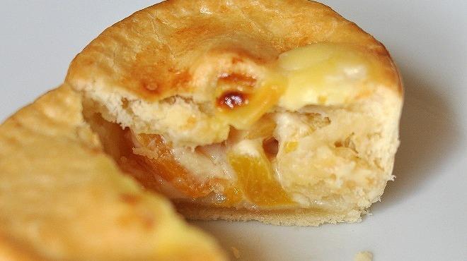 ジェリーズパイ - 料理写真:桃&カスタード 甘党の方におすすめ!
