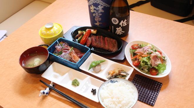 肉・海鮮料理ふじ - メイン写真: