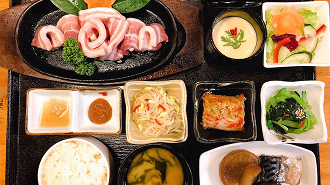 韓国式刺身 はんあり - メイン写真:
