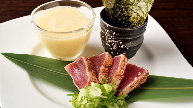 純米酒と藁焼 神楽饗 - メイン写真: