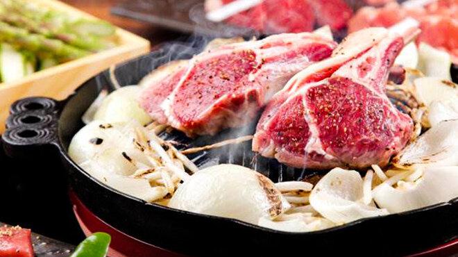 金のジンギ - 料理写真: