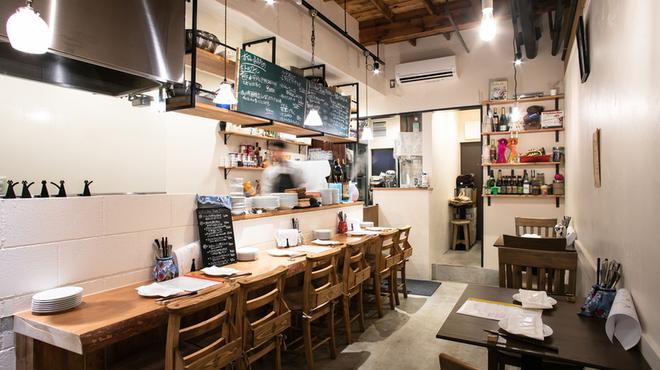 kitchen fumi - メイン写真: