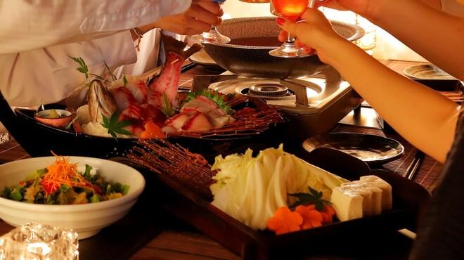 関内個室居酒屋 東北料理とお酒 北六 - メイン写真: