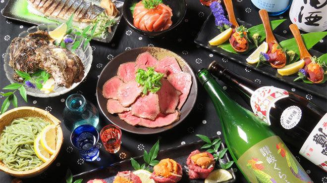 遊・膳 炫家DINING - メイン写真: