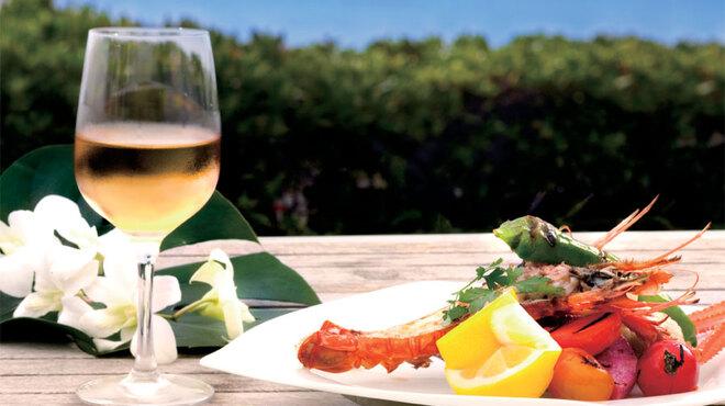 リストランテAO 逗子マリーナ - 料理写真:新鮮な魚介類や契約農家から 直送される野菜を使ったメニュー