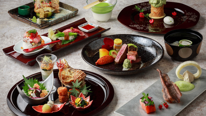 日本料理 羽衣 - メイン写真: