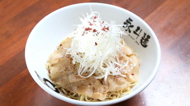 永斗麺 - 料理写真:あぶら麺