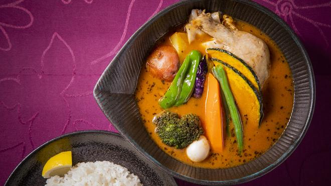 スープカレーlavi - 料理写真: