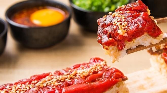 肉寿司&焼き鳥食べ放題専門店 笑い蔵 - メイン写真:
