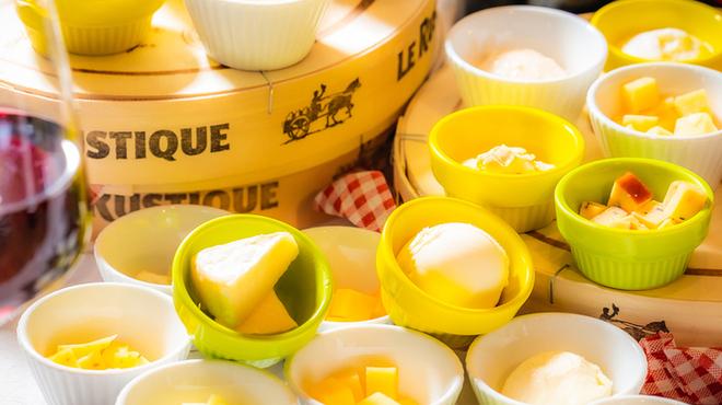 ラプチフロマージェリー~小さなチーズの店~ - 料理写真: