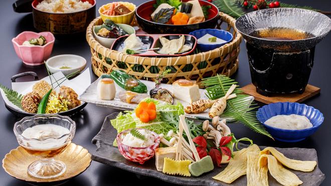 Shojin Dining 桐宝珠 - メイン写真: