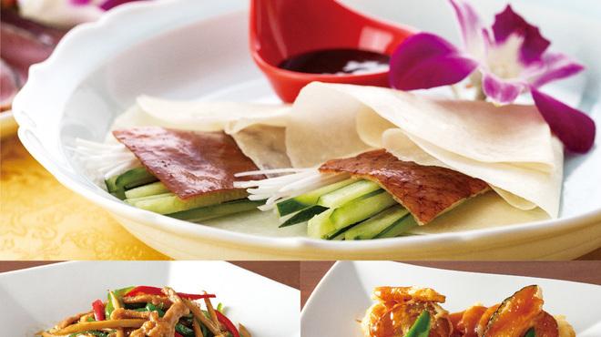 上海ブギ - 料理写真:秋祭りコース