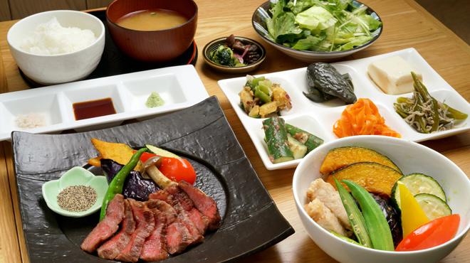 みのる 食堂 京都