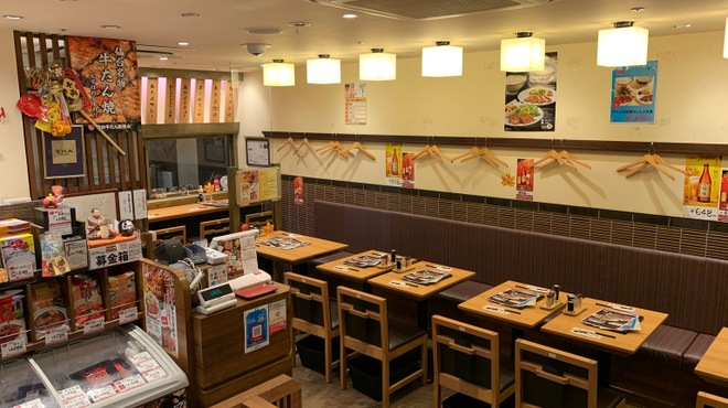 利久 エキマルシェ大阪店 - 大阪(牛タン)の写真3