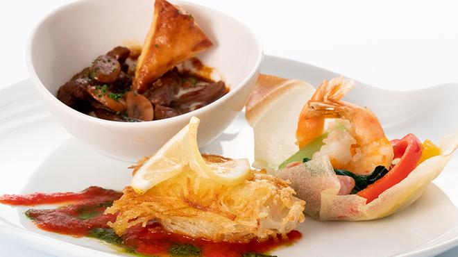 レストラン&me - 料理写真:創業感謝祭プレート9月